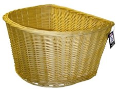 Image of Adie Wicker Basket D Shape