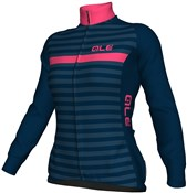 Image of Ale Solid Riviera Womens Long Sleeve Jersey AW17