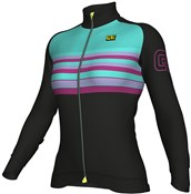 Image of Ale Stripe Womens Long Sleeve Jersey AW17