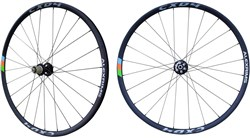 Image of Alexrims CXD4 700c Disc TL Ready Centrelock Road Wheelset