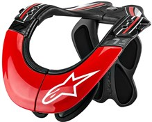 Image of Alpinestars Tech Carbon Bionic Neck Support SS17