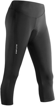Image of Altura Airstream II 3/4 Womens Cycling Tights AW17