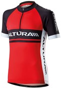 Image of Altura Childrens Team Short Sleeve Cycling Jersey SS16