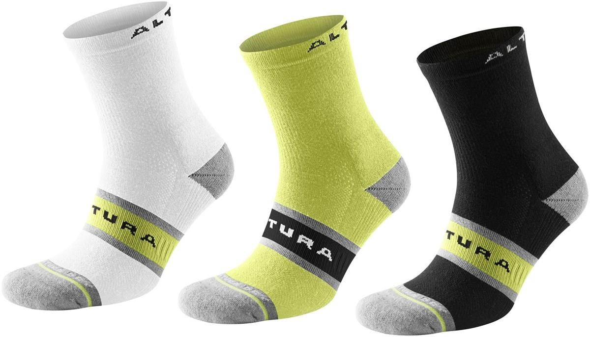 Altura Dry Elite Cycling Socks - 3 Pack SS17