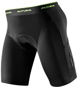 Image of Altura Lunchbox Progel Waist Cycling Shorts AW17