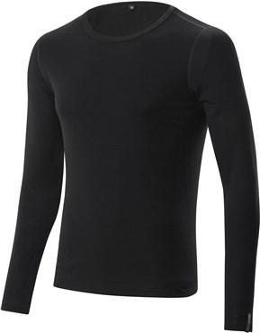 Image of Altura Merino Long Sleeve Cycling Base Layer SS17