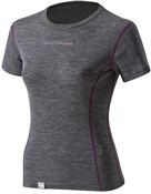 Image of Altura Merino Womens Short Sleeve Cycling Base Layer SS16