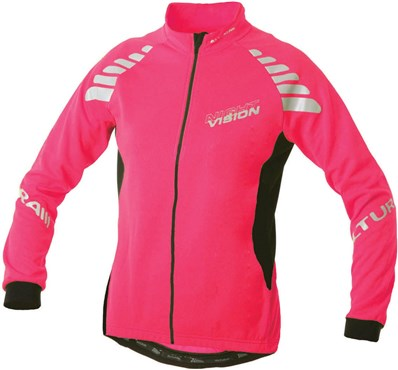 Image of Altura Night Vision Womens Long Sleeve Jersey 2014