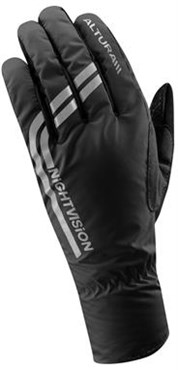 Image of Altura Night Vision Womens Waterproof Cycling Gloves AW16