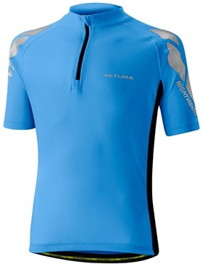Image of Altura NightVision Youth Short Sleeve Cycling Jersey SS16