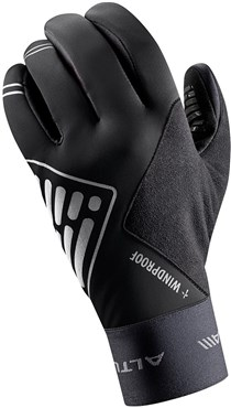 Altura Peloton Progel Windproof Long Finger Cycling Gloves AW16