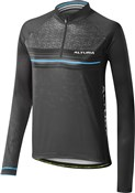 Image of Altura Peloton Team Womens Long Sleeve Cycling Jersey SS17