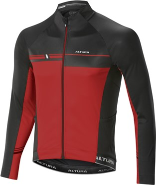 Image of Altura Podium Elite Thermo Long Sleeve Cycling Jersey AW16