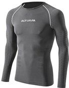 Image of Altura Second Skin Long Sleeve Cycling Base Layer SS17