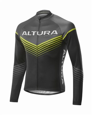 Image of Altura Sportive Chevron Long Sleeve Cycling Jersey AW16