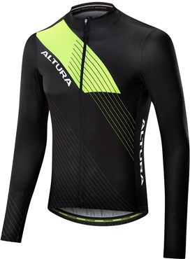 Image of Altura Sportive Long Sleeve Cycling Jersey SS16