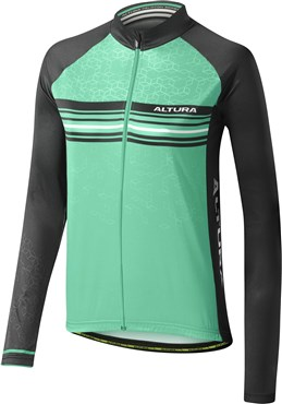 Image of Altura Sportive Team Womens Long Sleeve Cycling Jersey AW16