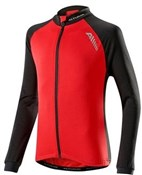 Image of Altura Sprint Childrens Long Sleeve Cycling Jersey AW16