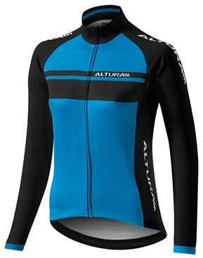 Image of Altura Team Womens Long Sleeve Cycling Jersey 2015