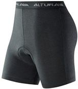 Image of Altura Tempo Womens Cycling Undershorts AW16