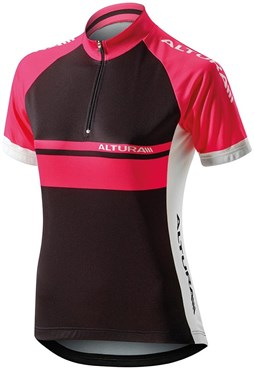 Image of Altura Womens Team Short Sleeve Cycling Jersey 2015