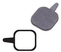 Image of Ashima Semi Metal Tektro Aquila Disc Brake Pads
