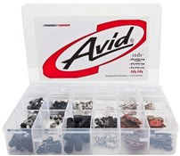 Image of Avid Avid Spare Parts Tacklebox - Juicy/Code/BB Disc Brakes