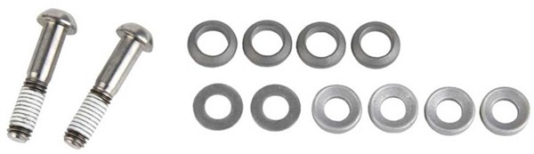 Image of Avid Caliper Mounting Hardware - Titanium T25 - (Inc. Caliper Mounting Bolts & Washers, Standard)