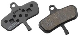 Image of Avid Code Lightweight Aluminium Disc Brake Pads