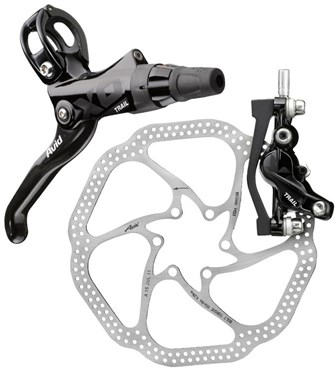 Image of Avid X0 Trail Disc Brake - Grip Shift Compatible
