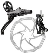 Avid X0 Trail Disc Brake - Grip Shift Compatible