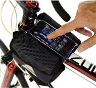Image of Axiom Gran-Fondo Smartbag Touch Frame Bag