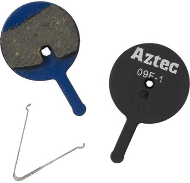 Image of Aztec Organic Disc Brake Pads For Avid BB5
