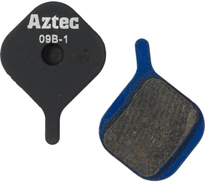 Image of Aztec Organic Disc Brake Pads For Cannondale Coda Callipers