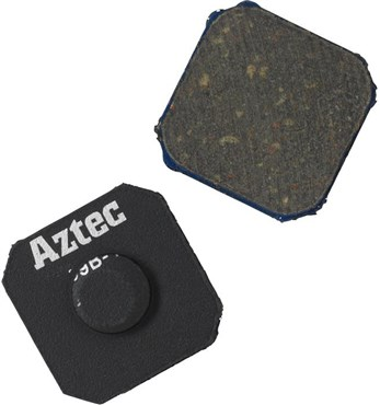 Image of Aztec Organic Disc Brake Pads For Formula Hydraulic Callipers
