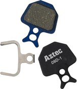 Image of Aztec Organic Disc Brake Pads For Formula Oro Callipers
