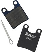 Image of Aztec Organic Disc Brake Pads For Giant MPH 1 Callipers