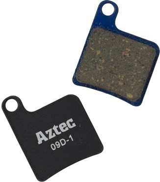 Image of Aztec Organic Disc Brake Pads For Giant MPH 2 Callipers
