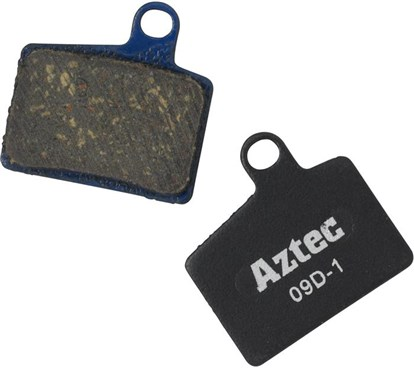 Image of Aztec Organic Disc Brake Pads For Hayes Stroker Ryde
