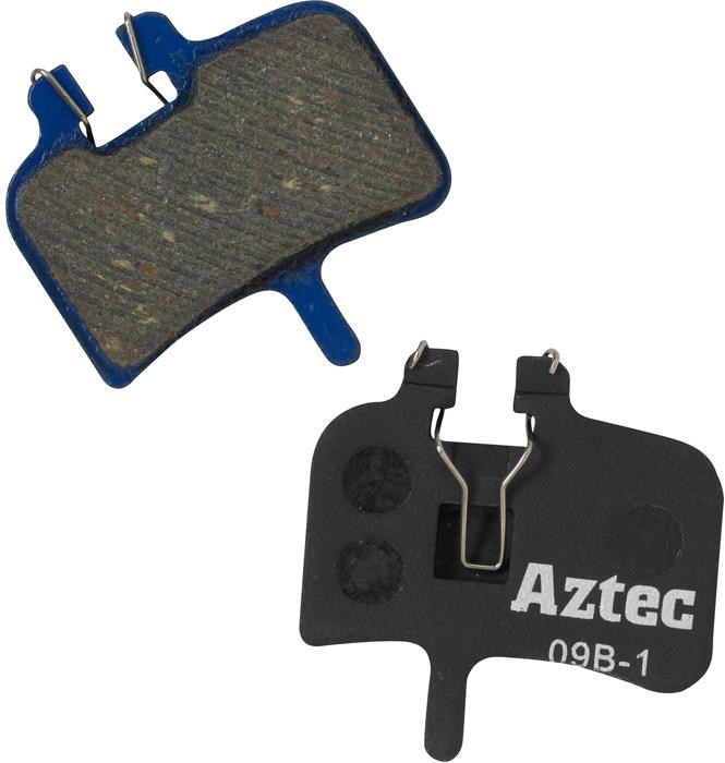 Aztec Organic Disc Brake Pads For Hayes and Promax Callipers