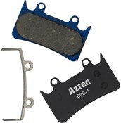 Image of Aztec Organic Disc Brake Pads For Hope Mono 6 Pot Callipers