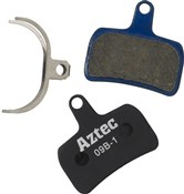 Image of Aztec Organic Disc Brake Pads For Hope Mono Mini Callipers