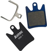 Image of Aztec Organic Disc Brake Pads For Hope Moto V2