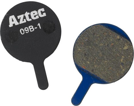 Image of Aztec Organic Disc Brake Pads For Magura Clara 2000 / Louise Callipers