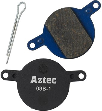 Image of Aztec Organic Disc Brake Pads For Magura Julie Callipers