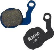 Image of Aztec Organic Disc Brake Pads For Magura Louise 07 / Louise Carbon 08