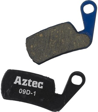 Image of Aztec Organic Disc Brake Pads For Magura Marta Callipers
