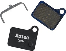 Image of Aztec Organic Disc Brake Pads For Shimano Deore M555 Hydraulic / C900 Nexave