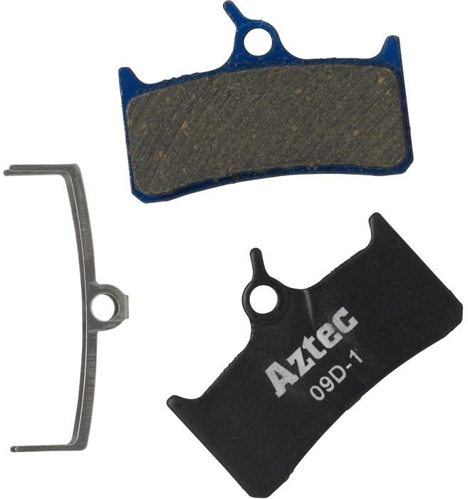 Aztec Organic Disc Brake Pads For Shimano XT Hydraulic Callipers