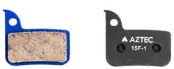 Image of Aztec Organic Disc Brake Pads for Sram Red Callipers